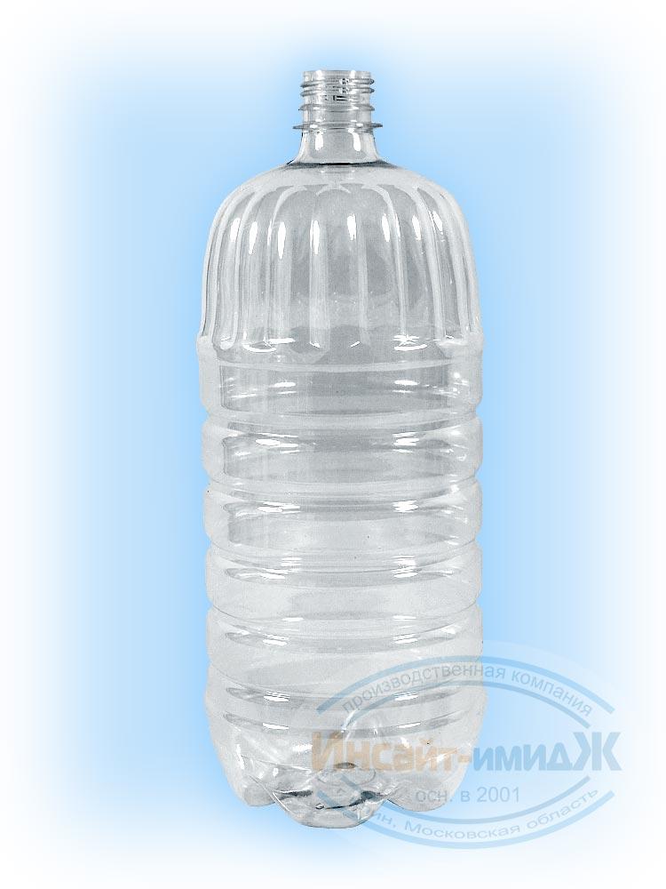 Пэт бутылка 2 литра 28 мм PCO1810, бесцветная, прозрачная, от ООО Полимерторг