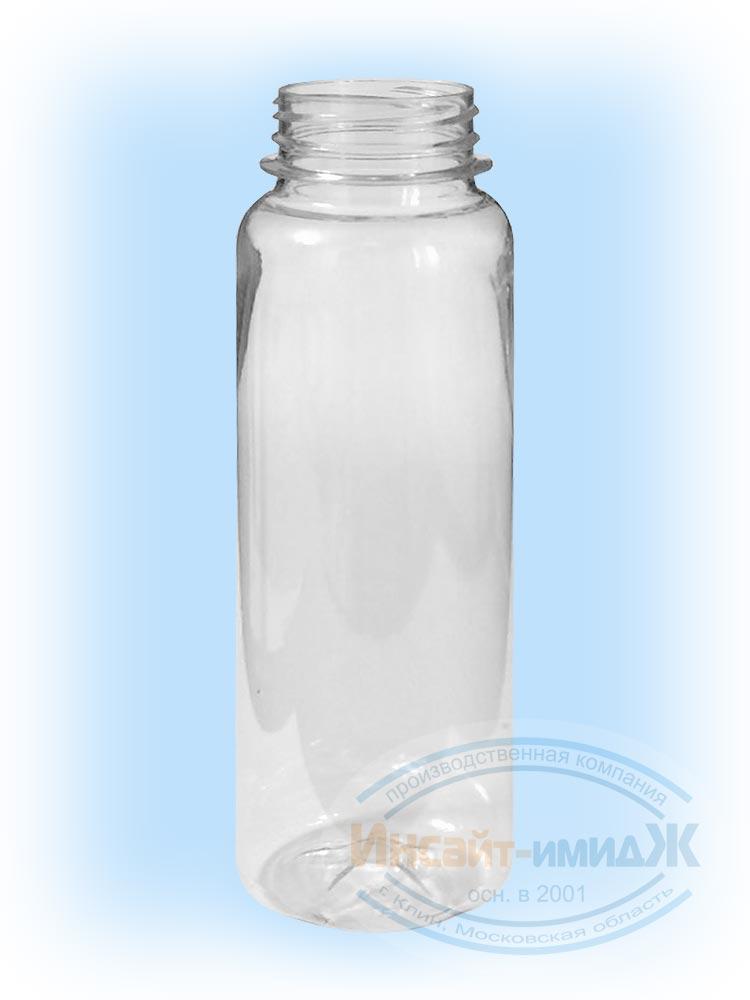 Пэт бутылка 0,250 литра 38 мм Bericap38 (BRC38) молочная, бесцветная, от ООО Полимерторг